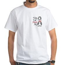 Missing 1 Dad BRAIN CANCER Shirt