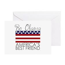 Bo Obama Best Friend Greeting Card