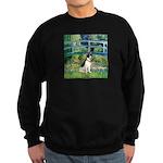 Bridge / Rat Terrier Sweatshirt (dark)