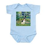 Bridge / Rat Terrier Infant Bodysuit