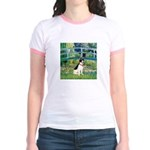 Bridge / Rat Terrier Jr. Ringer T-Shirt