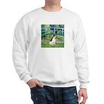 Bridge / Rat Terrier Sweatshirt