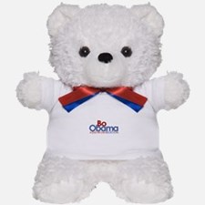 Bo Obama Believe Teddy Bear