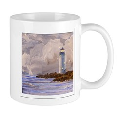 Santa Cruz Lighthouse Mug