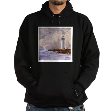 Santa Cruz Lighthouse Hoodie (dark)