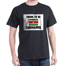 Proud To Be SURINAMER T-Shirt