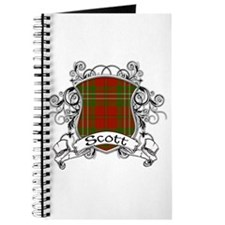 Scott Tartan Shield Journal