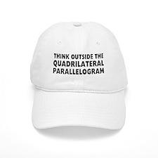 Think Outside Baseball Baseball Cap