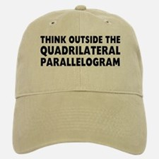 Think Outside Baseball Baseball Cap