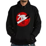Air force planes Hoodie (dark)