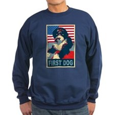 First Dog BO Obama Sweatshirt