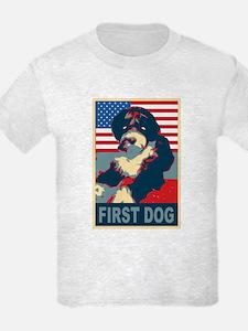 First Dog BO Obama T-Shirt