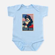 First Dog BO Obama Infant Bodysuit