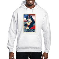 First Dog BO Obama Hoodie
