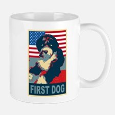 First Dog BO Obama Mug