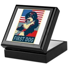 First Dog BO Obama Keepsake Box