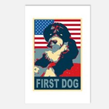 First Dog BO Obama Postcards (Package of 8)