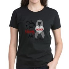 Missing 1 Mother BRAIN CANCER Tee