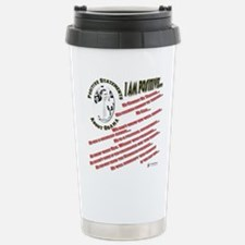 Positive Obama Travel Mug