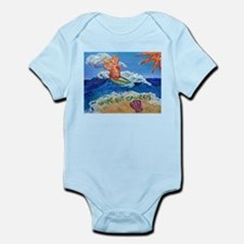 Wipe Out Cancer Angel Infant Bodysuit