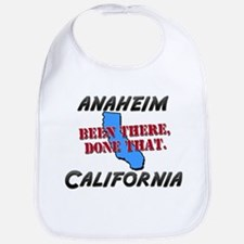 anaheim california - been there, done that Bib