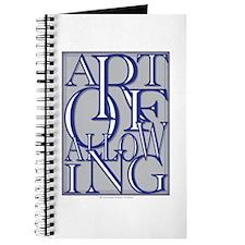 Art of Allowing Journal