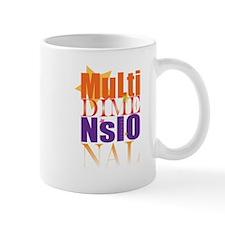 Multidimentional Small Mug