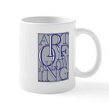 Art of Allowing Mug