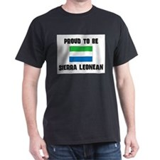 Proud To Be SIERRA LEONEAN T-Shirt
