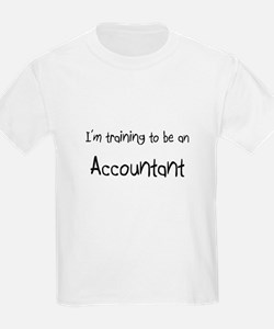 I'm Training To Be An Accountant T-Shirt