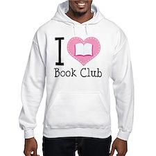 I Heart Book Club Hoodie