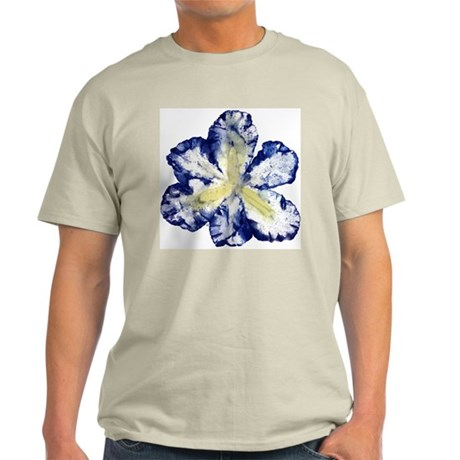 Iris 5a Ash Grey T-Shirt