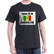 Proud To Be SENEGALESE T-Shirt