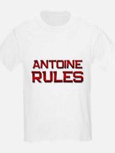 antoine rules T-Shirt