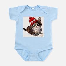 Kitty Hat Infant Creeper