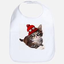 Kitty Hat Bib
