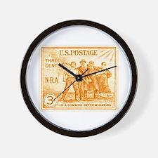Funny Stimulus Wall Clock