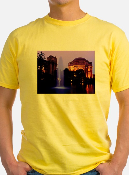 Palace Of Fine Arts T-Shirt