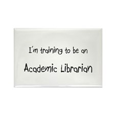 I'm Training To Be An Academic Librarian Rectangle