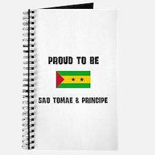 Proud To Be SAO TOMAE & PRINCIPE Journal