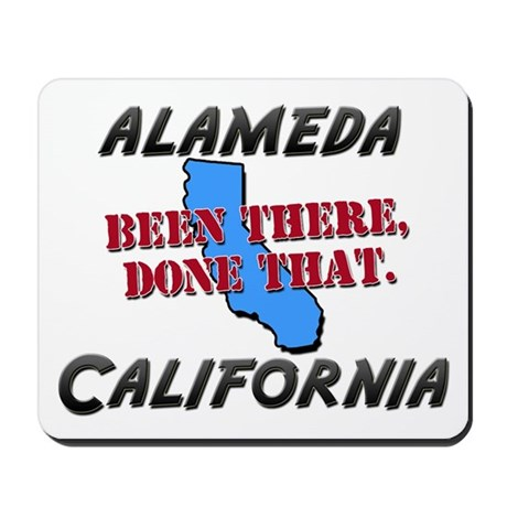 alameda california - been there, done that Mousepa