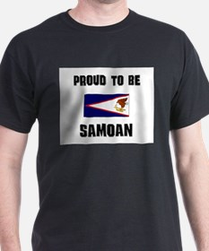 Proud To Be SAMOAN T-Shirt