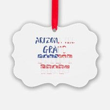 Arizona The Grand Canyon State Ornament