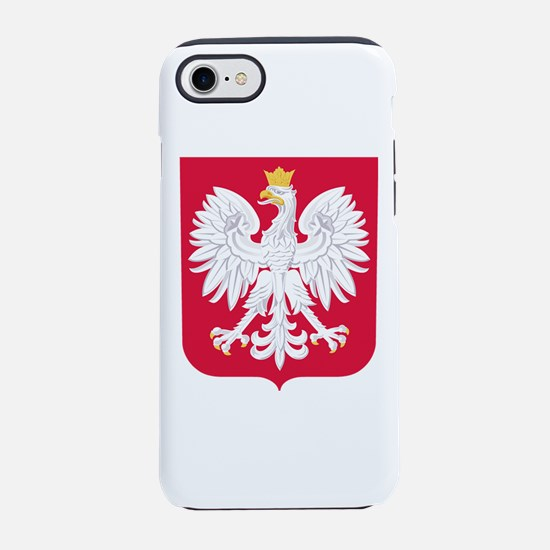 Poland Coat of Arms iPhone 7 Tough Case