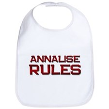annalise rules Bib