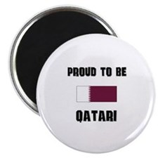 Proud To Be QATARI Magnet