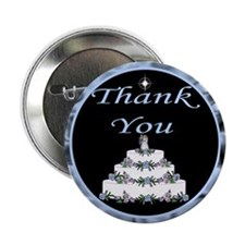 """Thank You 2.25"""" Button (10 pack)"""