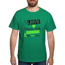 ILoveSomeoneWLymphoma T-Shirt