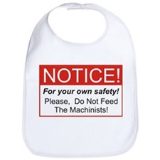 Notice / Machinists Bib