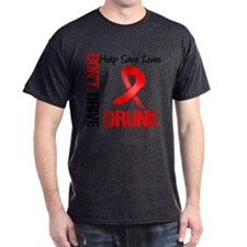 Don't Drive Drunk Save Lives T-Shirt
